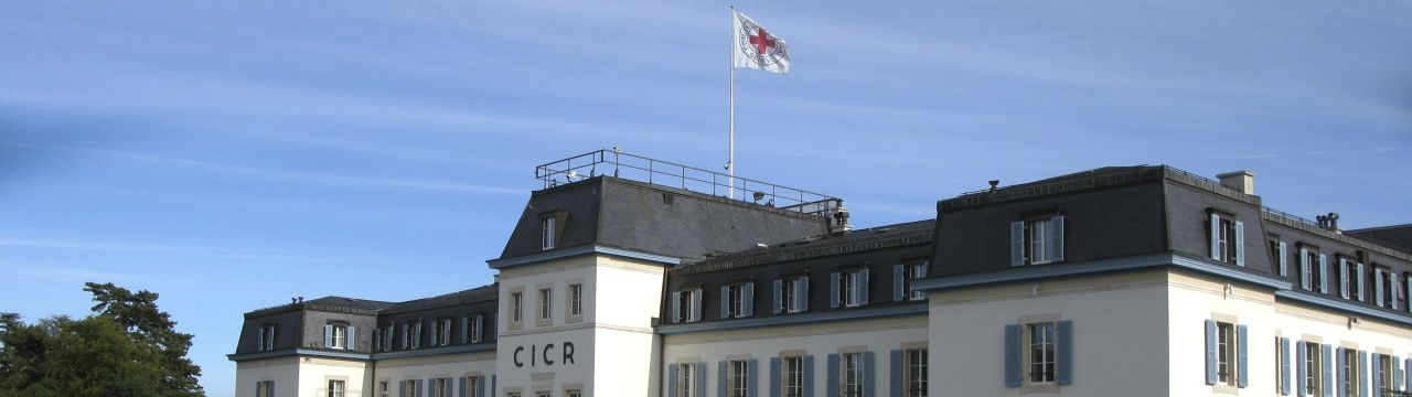 View of the ICRC Headquarters