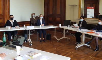 LLm Pleadings on Gaza at the Geneva Academy
