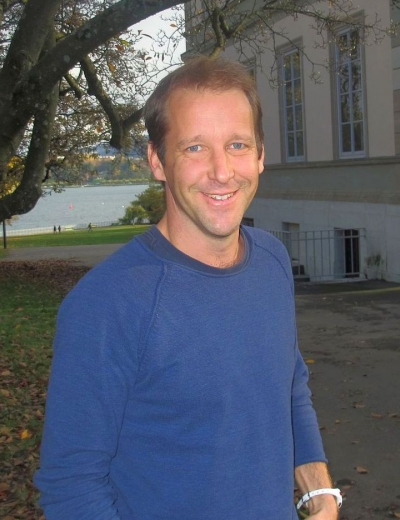 Picture of Christophe Golay
