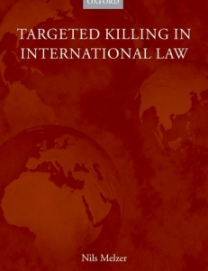 Cover of Targeted Killing in International Law