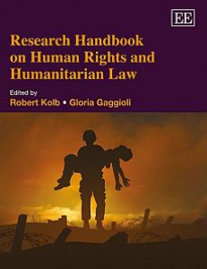 Cover of the Research Handbook on Human Rights and Humanitarian Law