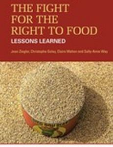 Cover of the book The Fight for the Right to Food